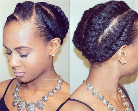 easy back to hairstyles for today by christian byshe today i went back to the basics with