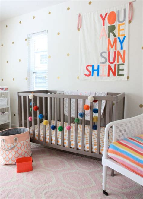 colorful nursery colorful nursery room ideas