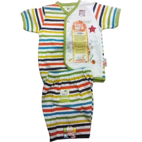 Velvet Junior Lengan Pendek setelan baju bayi baru lahir velvet junior sablon