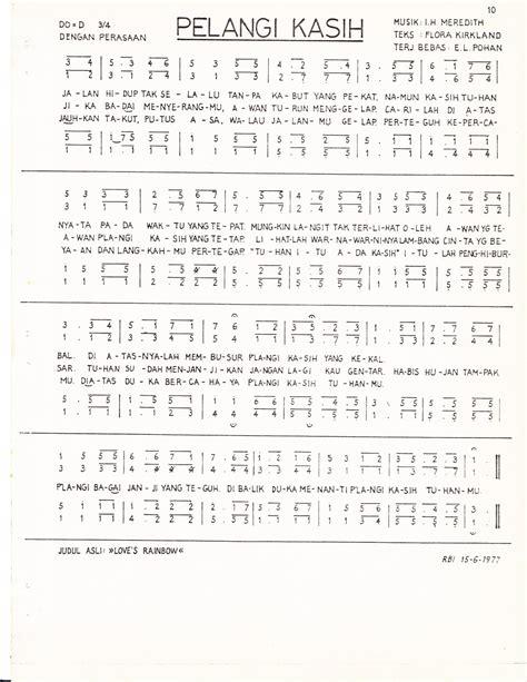 Tes Psikologi Jilid 1 2 kumpulan lagu paduan suara gereja hidayat maruta pelangi kasih musik i h meredith teks