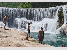 Navacelles et les cascades de la Vis - Hérault - Gard ... Km1