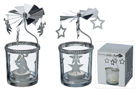 feuerschale mit glas weihnachtlicher teelichthalter u engel teelichtglas