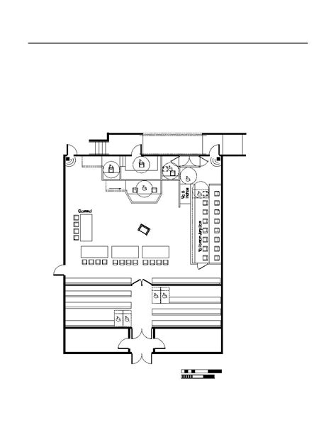 courtroom floor plan figure 4 9b u s distric court standard courtroom raised floor access
