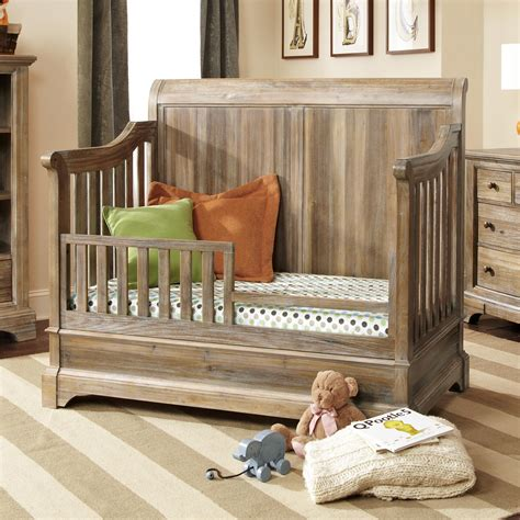 Convert Crib To Toddler Bed Diy by Bertini Baby Pembrooke Toddler Guard Rail