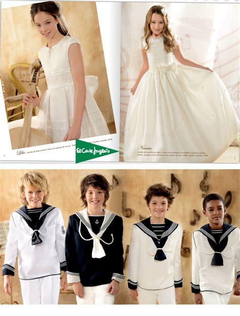 vestidos comunion el corte ingles 2013 sorteo vestido de comuni 211 n para ni 241 o o ni 241 a de cualquier