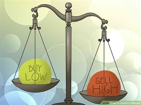 How To Invest In Bitcoin Stock - how to invest in bitcoin 14 steps with pictures wikihow