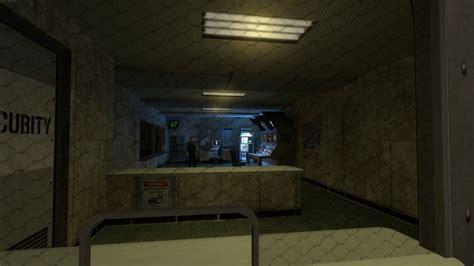 sector  security booth image black mesa hazard