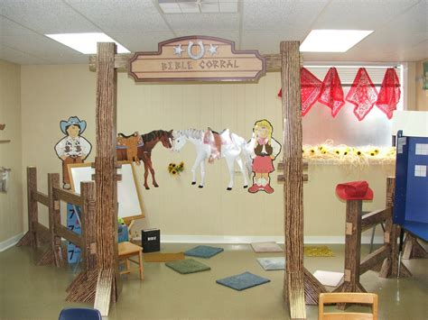 Western Decorations For Classroom cowboy western theme clutter free classroom