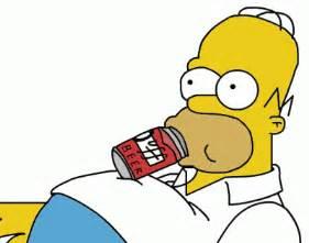 imagenes mamonas de homero simpson cosas que no sabias sobre la cerveza taringa