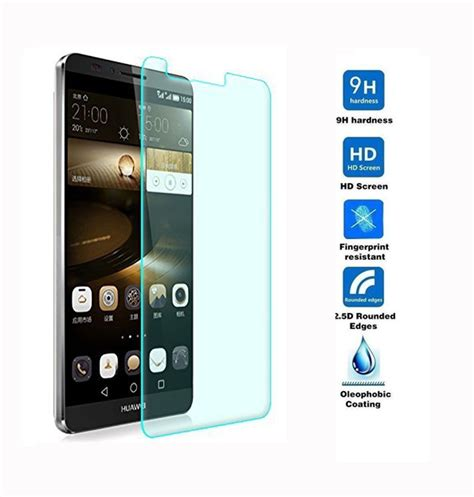 Huawei Honor 4c Mate 9 P8 P8 Lite Dll ultra thin tempered glass screen protector cases for huawei honor 4c 5c p8 p8 lite p9 lite y6 y3