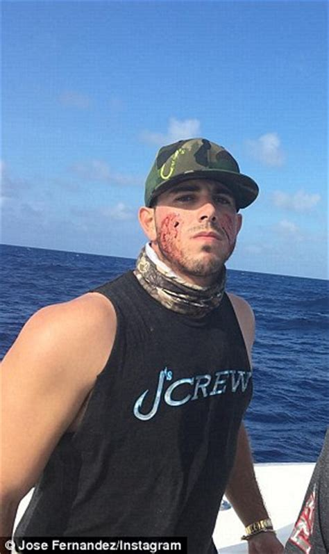 hillary clinton boating accident jose fernandez was partying at miami bar just 90 minutes