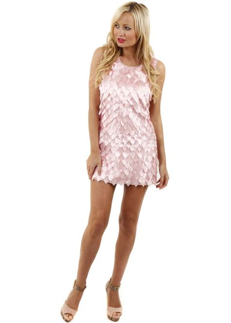 Mini Dress pink mini dress pink petals dress pretty mini dress