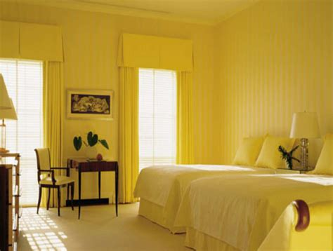 bright yellow bedroom ideas interior design cad
