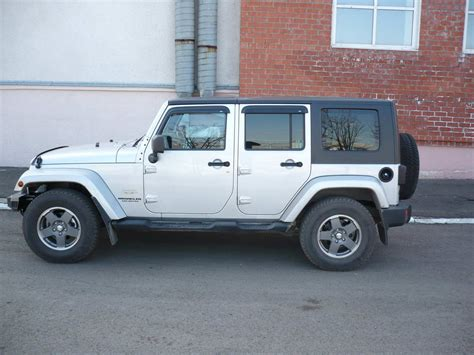 2008 Jeep For Sale 2008 Jeep Wrangler Pictures 3800cc Gasoline Automatic