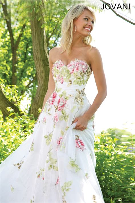 Flower Dresses For Wedding by Floral Print Wedding Dress Weddingbee