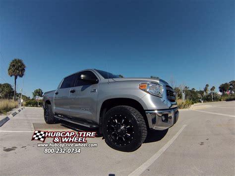Rims For Toyota Tundra 2014 Toyota Tundra With 20 Fuel Krank D517 Wheels