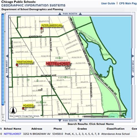 School District Search By Home Address Chicago Schools School Locator The Chicago 77