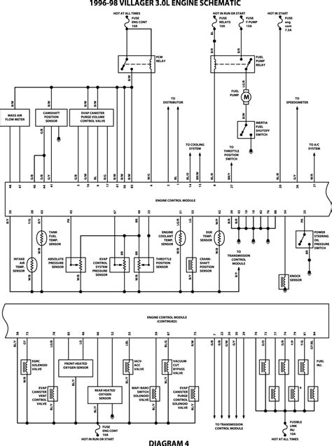 ford truck   ton pu wd  fi sohc cyl repair guides wiring diagrams
