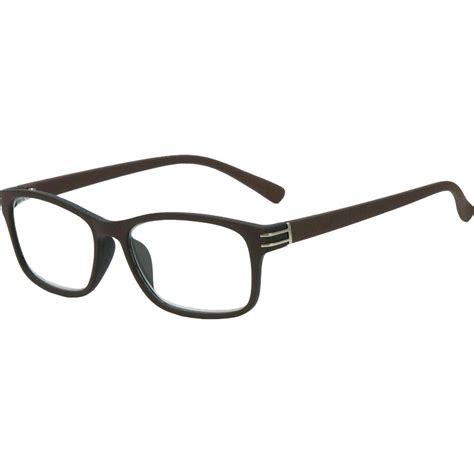 envy silverton brown s 1 25 diopter reading glasses