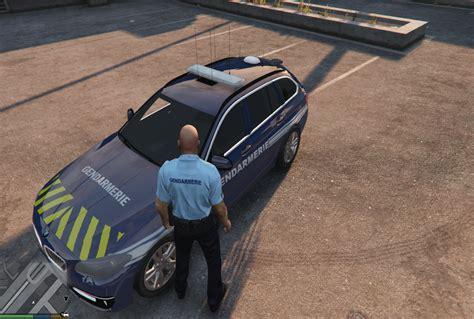 mod gta 5 voiture bmw gendarmerie vehicules pour gta v sur gta modding