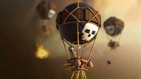 Balon Max Coc 2048x1152 clash of clans balloons 2048x1152 resolution hd