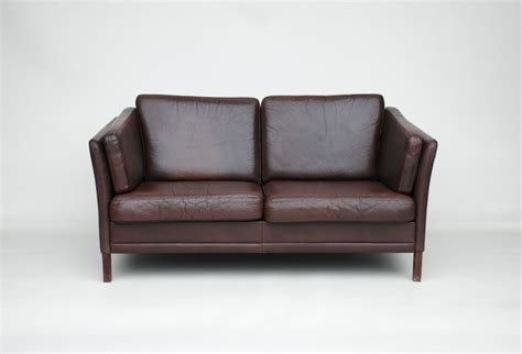 small brown leather sofa small leather sofa mission style leather sofas furniture sofas