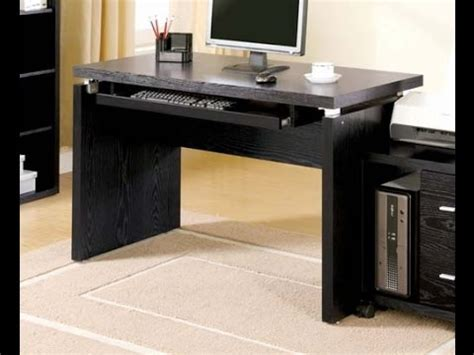 Computer Desk Without Keyboard Tray coaster peel black computer desk with keyboard tray computer desk