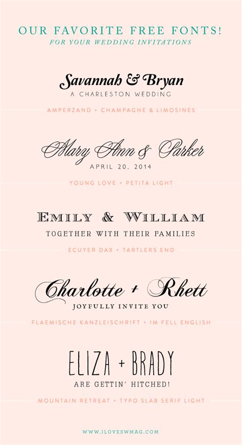 Wedding Font Tips by Sponsored Post Digitalroom Tips For Creating Your