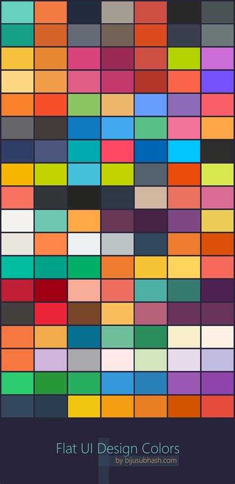 flat ui colors autumn edition flat ui colors 28 images best 25 flat color palette