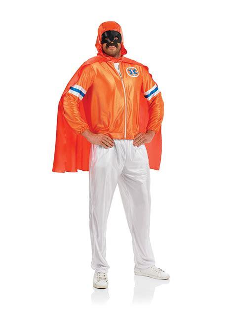 captain chaos cannon run costume fs4021 fancy dress