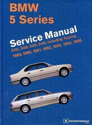 car engine repair manual 1995 bmw 5 series transmission control bmw 5 series e34 repair manual 525i 530i 535i 540i 1989 1995