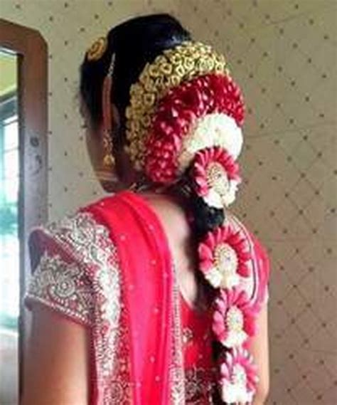 Bridal Hairstyles For Hair Tamilnadu by Tamilnadu Bridal Hairstyles Pictures