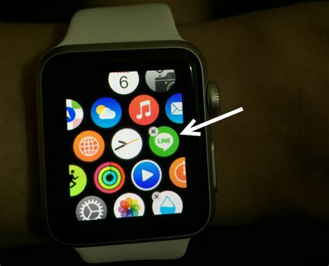 change app layout on iwatch how do i change the app layout on my apple watch