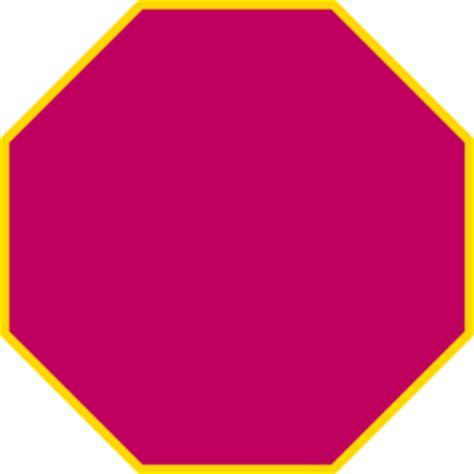 picture of octagon purple octagon clip art at clker com vector clip art