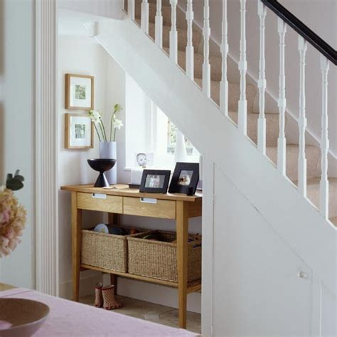 7 ideas for decorating under the stairs hallway understairs hideaway small hallway design ideas