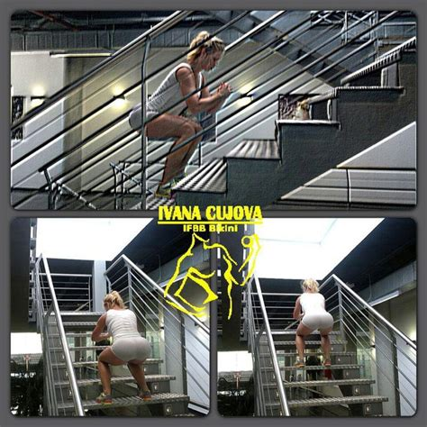 Stair Squats by Stair Jump Squats Fitness Memes And Motivation
