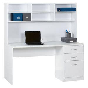 Hummingbird Xavier Workstation White Appliances Officeworks White Desk