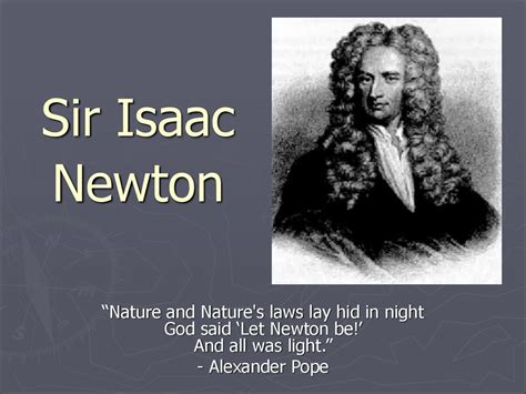 isaac newton biography with photo sir isaac newton презентация онлайн