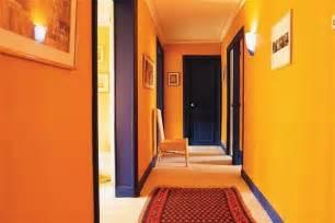 Orange In Interior Design 10 D 233 Co Couloir Canons Pour S Inspirer Deco Cool Com