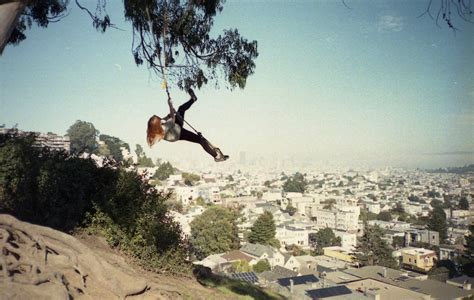 rope swing san francisco update billy goat hill s rope swing still petrifying