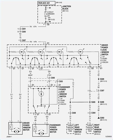 2001 jeep radio wiring diagram autobonches 2001 jeep grand wiring diagram wiring diagrams