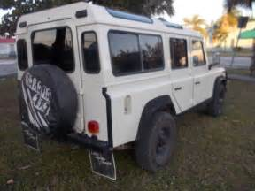 1989 land rover santana 6 cyl diesel 3500 dl 4x4 quot lhd quot for
