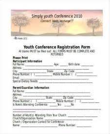 Participant Registration Form Template by Registration Form Templates