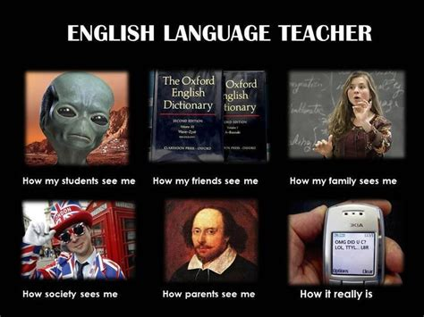 biography of english teacher classic meme teacher problems pinterest