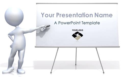 free animated templates presenter media yourbackupemployee