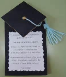 invitaciones de graduacion de secundaria plastificando ilusiones invitaci 243 n graduaci 243 n