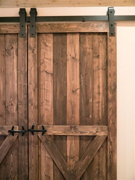 Sliding Panel Doors Interior Interior Rustic Barn Doors