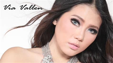 vallen secawan madu official lyric video youtube