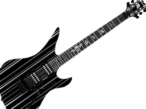 Gitar Shecter Synster Gates Series Black Murah schecter guitar research