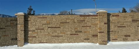 Murals For Outside Walls privacy fencing privacy fence panels stonetree 174